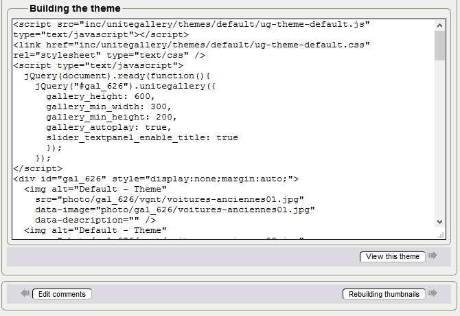GuppY Help Center - Config Default-Theme
